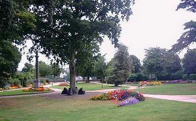 Dinan Le Jardin Des Anglais